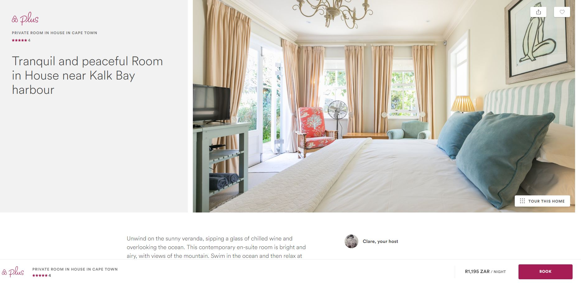 Airbnb Plus Photographer Experience | Lucia Pinto Photography