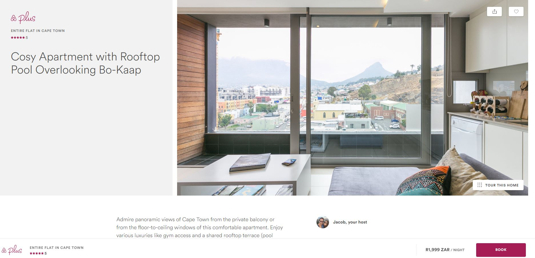 Airbnb Plus Home - Cape Town - photo by Lucia Pinto